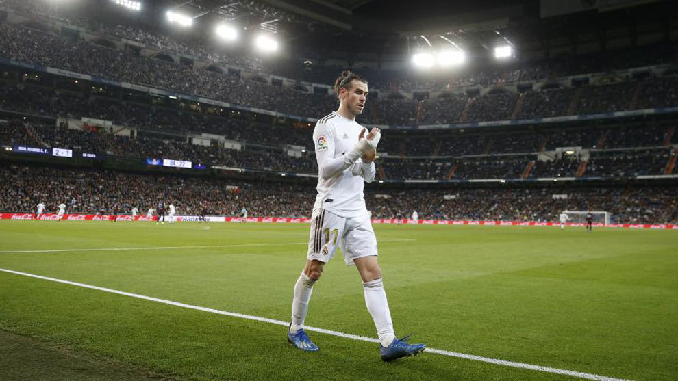 """Jonathan Barnett: """"We are talking to Madrid and Tottenham. It's where Bale wants to be …"""""""