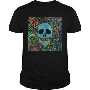 Nice Sugar Skulls Day Of The Dead Nola Colors  Unisex