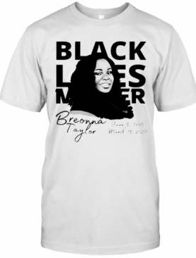 Breonna Taylor Protest T-Shirt