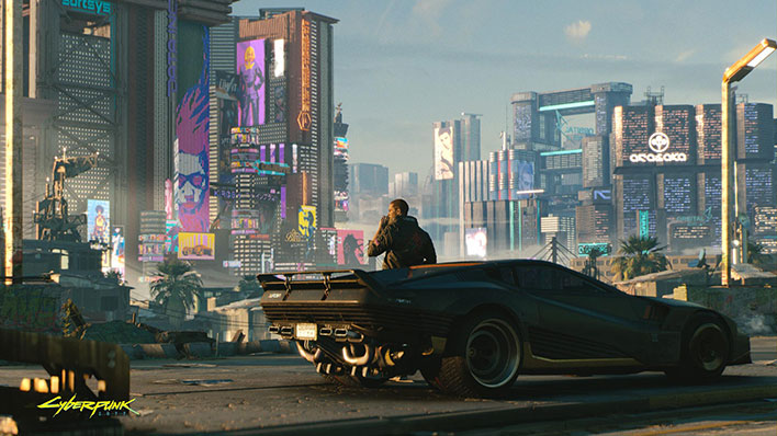 Cyberpunk 2077 is delayed again to December 10th
