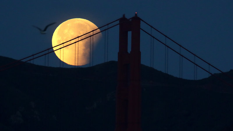 'Once In A Blue Moon' Is Happening Again This Halloween