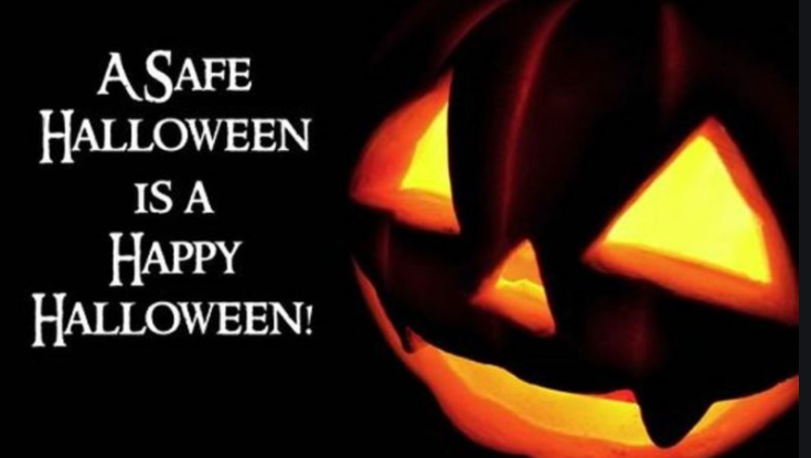 Tip of the week: Halloween safety