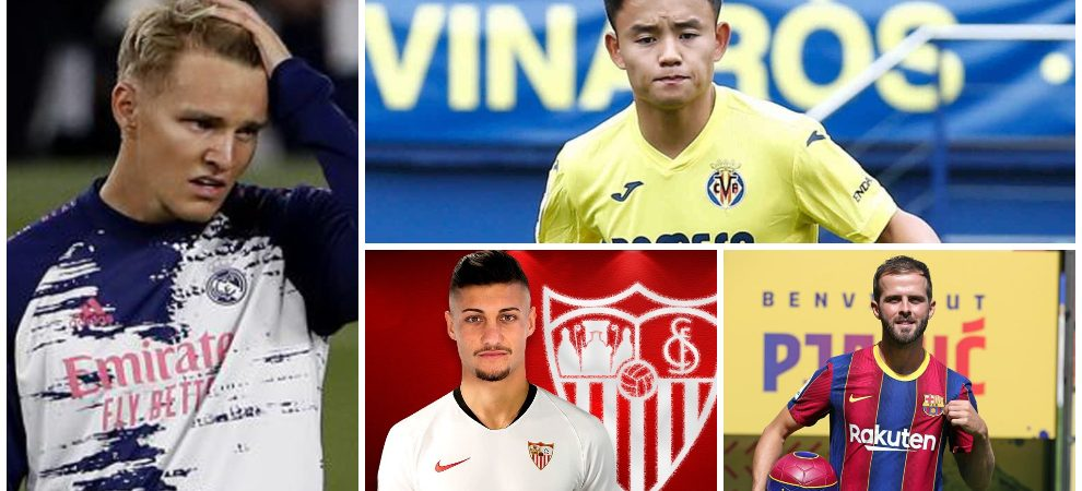 Transfers in stand-by … and slow cooking Signings that do not take off
