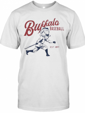 Vintage Buffalo Baseball T-Shirt