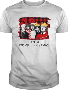 The Rolling Stones Have A Cosmic Christmas shirt