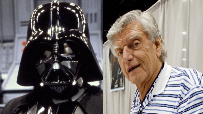 David Prowse, the original Darth Vader, dies aged 85