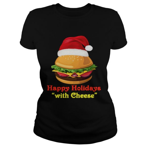 Happy Holidays With Cheese  Classic Ladies