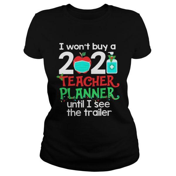 I Wont Buy A 2020 Teacher Planner Until I See The Trailer  Classic Ladies