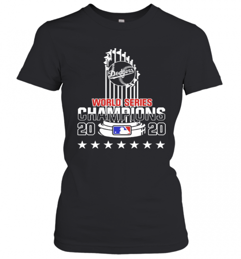Los Angeles Dodgers 2020 World Champions S T-Shirt Classic Women's T-shirt