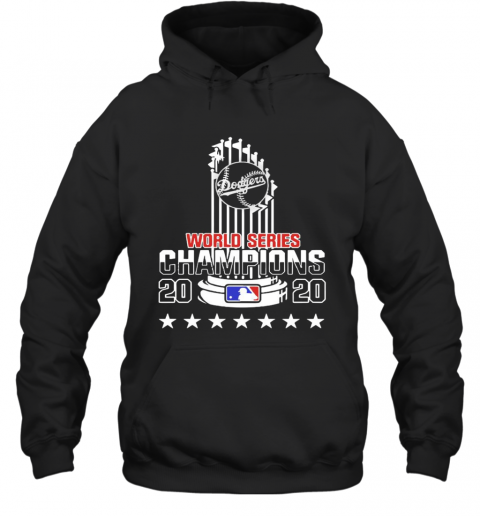 Los Angeles Dodgers 2020 World Champions S T-Shirt Unisex Hoodie