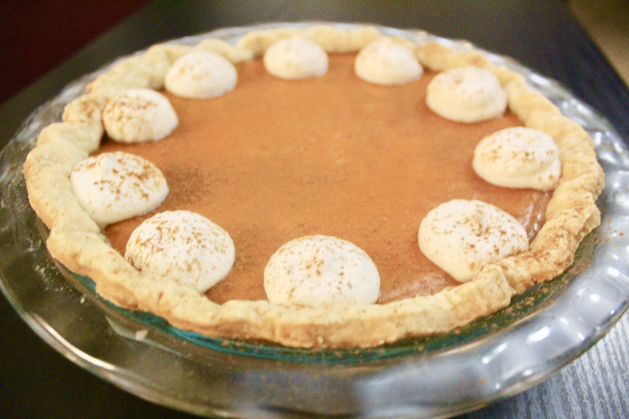 Molly Yeh's Pumpkin Pie Recipe Ups the Ante on the Traditional Dessert