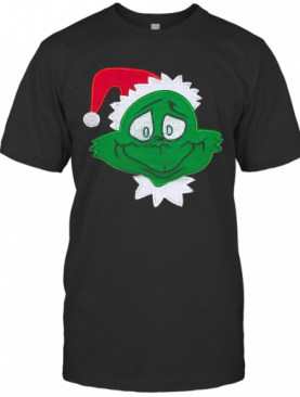 The Grinch Santa Christmas T-Shirt