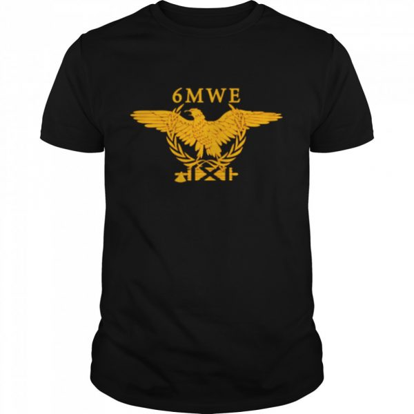 6MWE 6 million wasnt enough  Classic Men's T-shirt