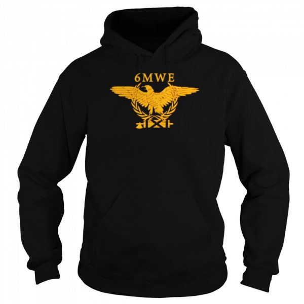 6MWE 6 million wasnt enough  Unisex Hoodie