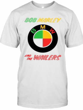 BMW Bob Marley And The Wailers T-Shirt