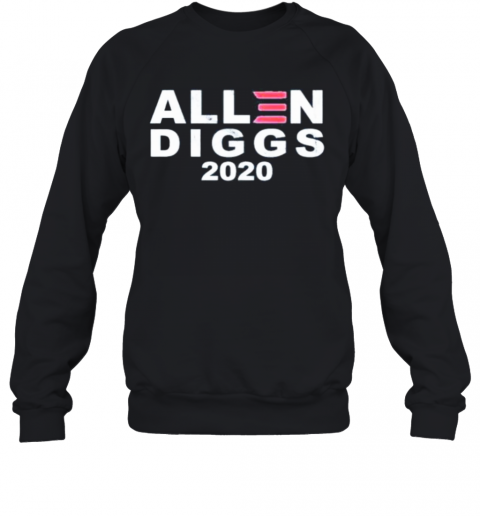 Buffalo Bills Allen Diggs 2020 T-Shirt Unisex Sweatshirt
