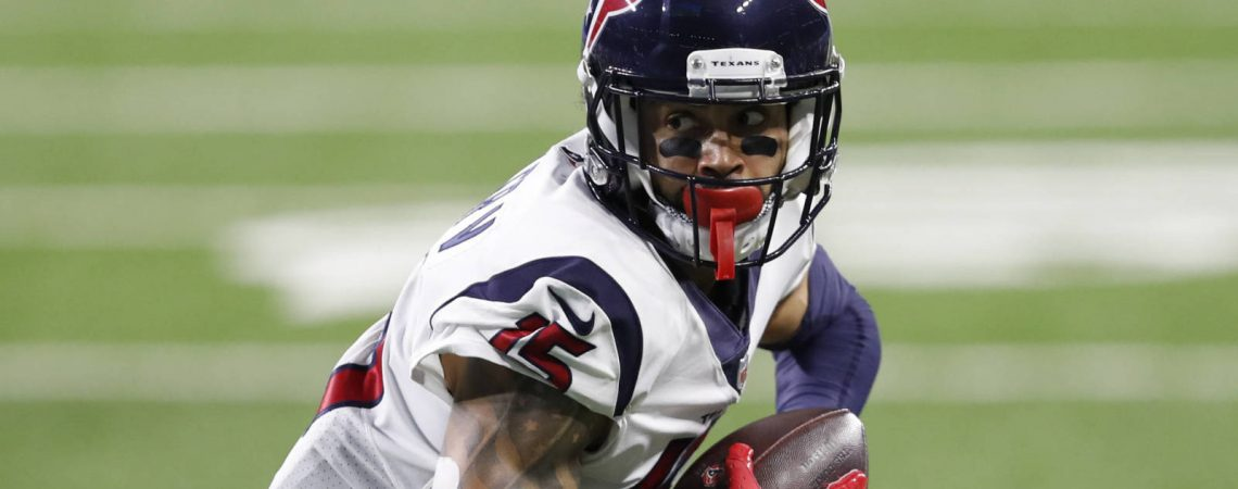 Houston Texans WR Will Fuller suspended six games under PED policy