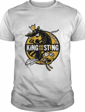 King and the sting merch king and the sting king and the sting shirt