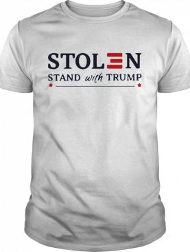 Stolen Stand With Donald Trump shirt