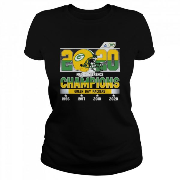 2020 Nfc Conference Champions Green Bay Packers Football  Classic Women's T-shirt