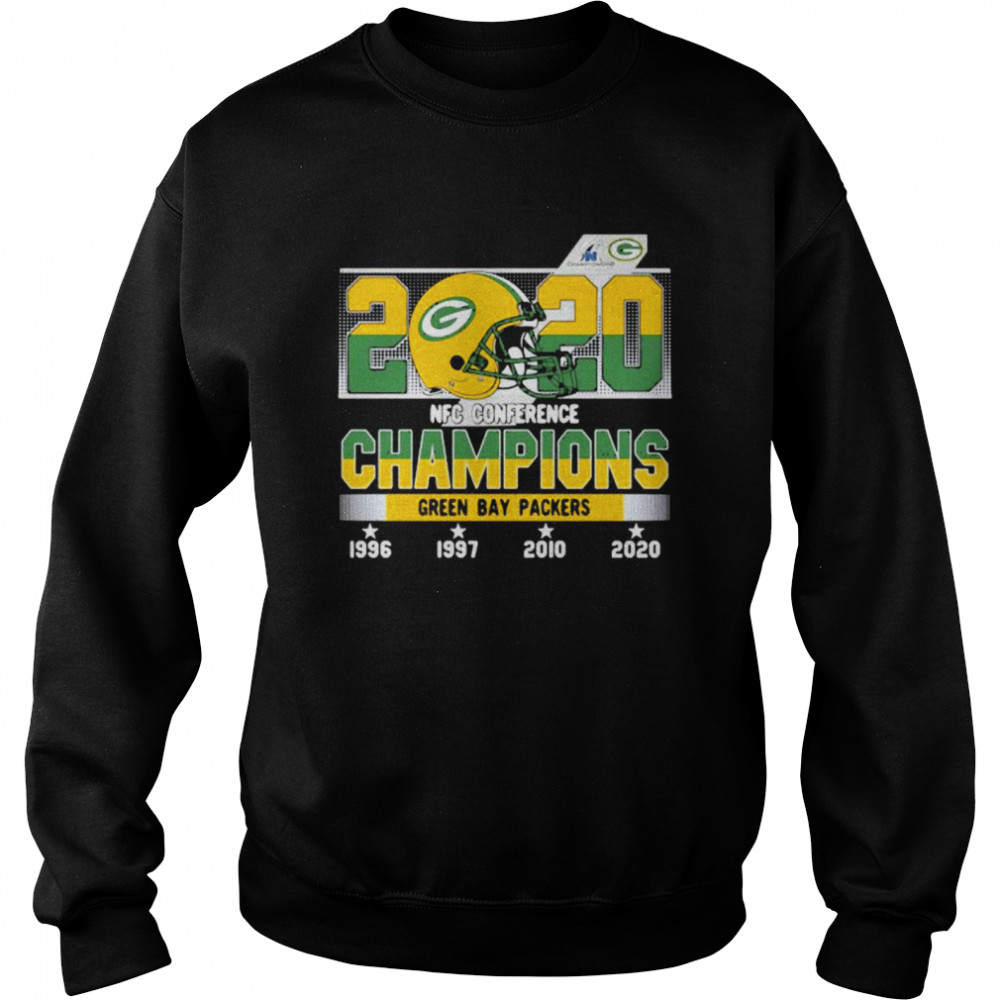 2020 Nfc Conference Champions Green Bay Packers Football Unisex Sweatshirt