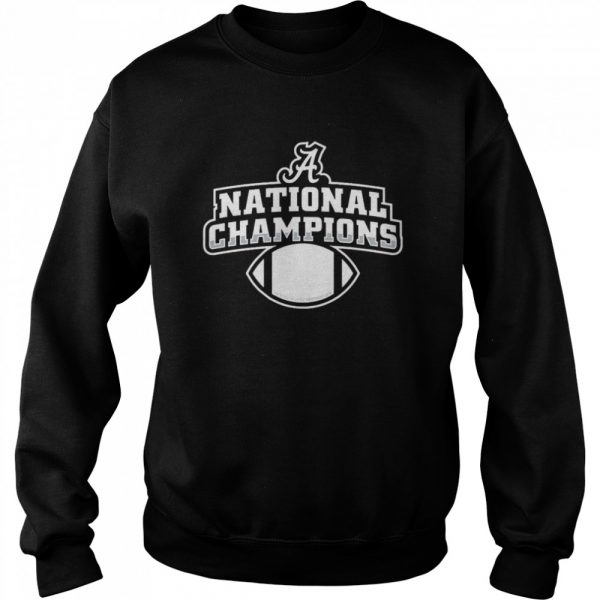 Alabama football diy national champion  Unisex Sweatshirt