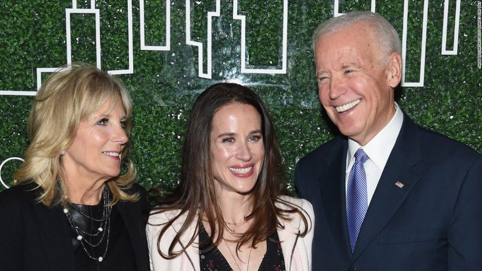 Biden's daughter Ashley on not having traditional hand-off at White House on Inauguration Day: 'I think we're all OK with it'