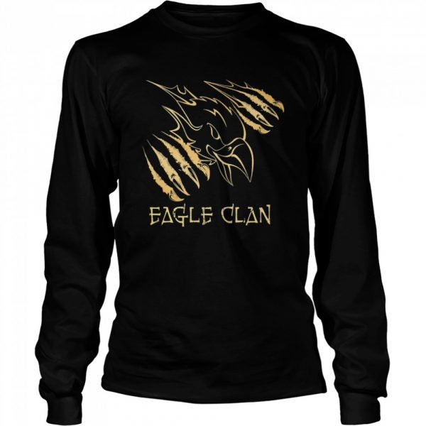 Eagle Clan  Long Sleeved T-shirt