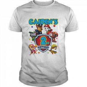 Paw patrol birthday  Classic Men's T-shirt
