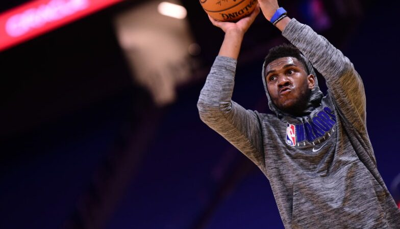Golden State Warriors' Kevon Looney out at least two weeks with sprained ankle