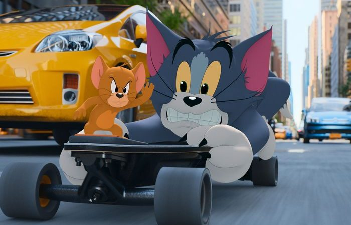 How Not to Make a Tom and Jerry Movie