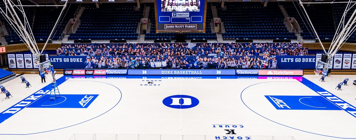 Duke Men's Basketball Out of ACC Tournament