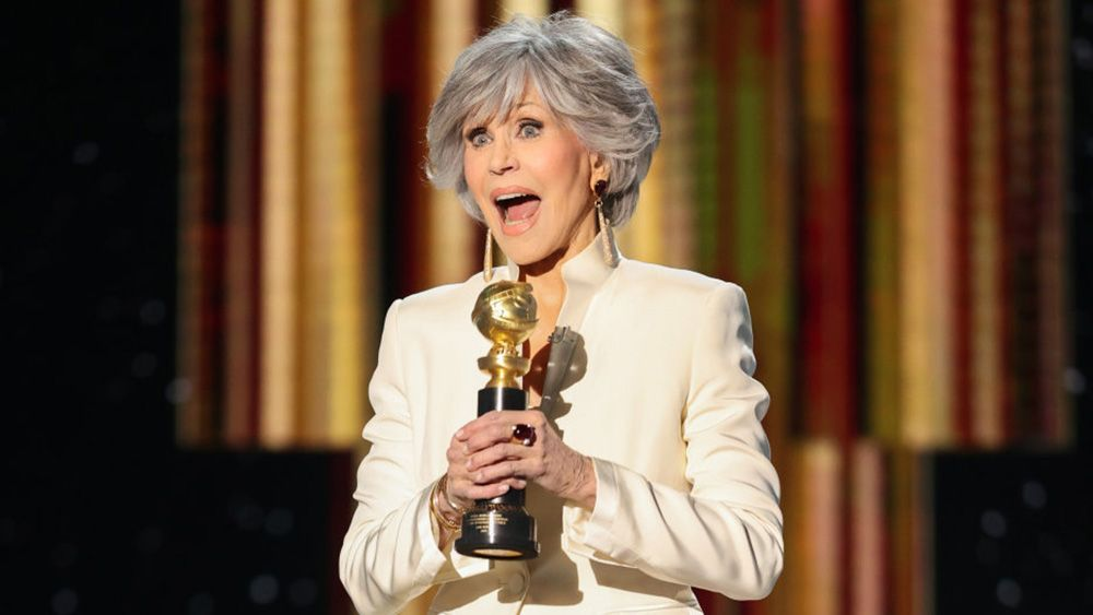 "Jane Fonda Calls for Hollywood to Be Leaders in Diversity: ""There's a Story We've Been Afraid to See and Hear"""
