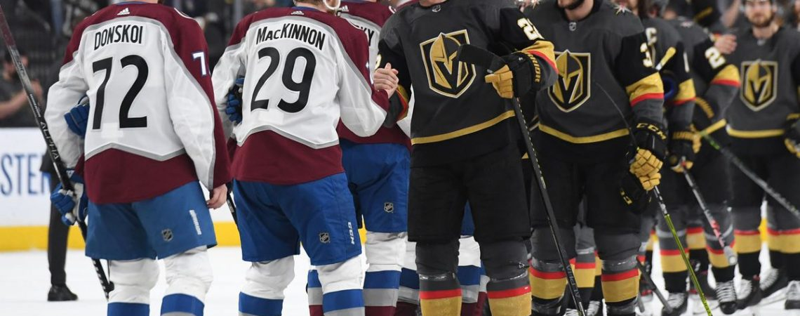 Star players delivered in Golden Knights' comeback against Avalanche