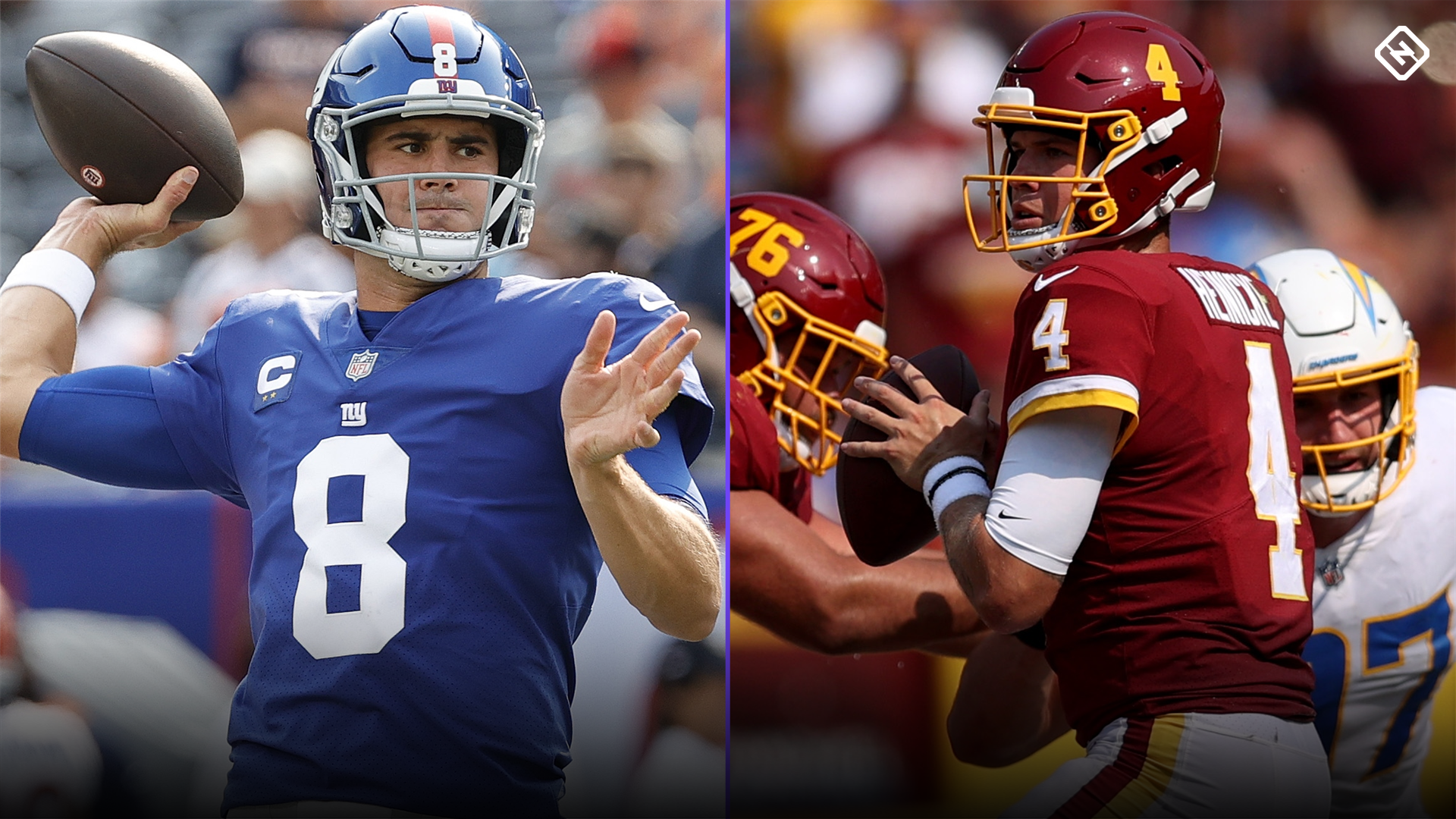 What channel is Giants vs. Washington on today? Schedule, time for NFL 'Thursday Night Football' in Week 2